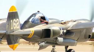 Steve Hinton Tears Up The Sky In A P-38 Lightning