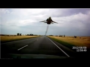 Imagine Driving Down The Road When All Of The Sudden…