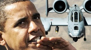 Breaking News | Obama To Veto Bill That Could Save The A-10