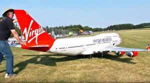 This Guy Really, Really Loves Virgin Atlantic So He Builds This