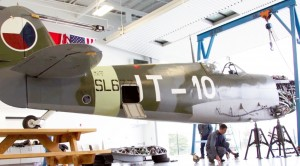 This Is How You Uncrate A Spitfire And Put It Together