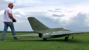 Guy Builds WWII Plane That Never Saw Production And It's Awesome