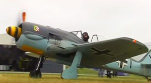 You Can Build Your Own 60% Scale Fw 190 Like This Guy