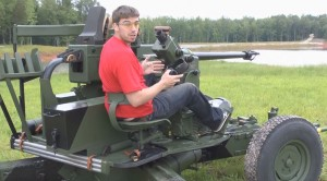 """WWII 40mm Gun That You Can """"Legally"""" Own- Incredible POWER!!"""
