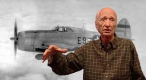 Legendary WWII Fighter Pilot George Blackburn Gets Shot Down Over Italy