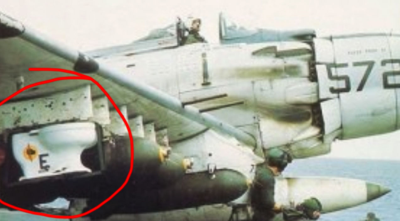 Did The Navy Attack Squadron Dropped A TOILET Bomb During ...