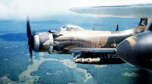 A-1 Skyraiders Unleashing HELL During SAR Mission In Vietnam