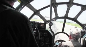 Was That Some Crazy Crosswind Before This B-29 Touched Down?