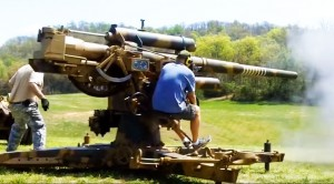 This 88mm Live Fire Compilation Will…Blow You Away