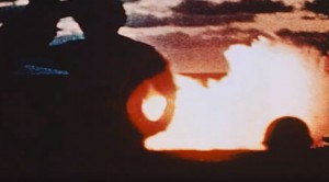 U.S. Navy Shooting Down Kamikazes At Night Is Like A Scene From Star Wars