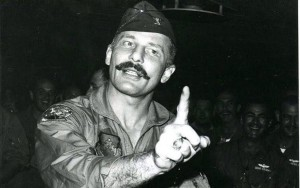 Legend Robin Olds' Advice On How To Be A Badass Fighter Pilot