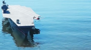 Jumbo RC Carrier Launches RC Plane And It's Awesome