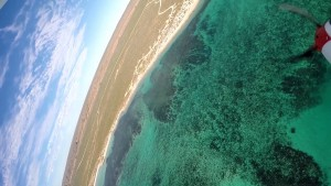 RC Plane Crashes Into Sea Then This Was Caught On Cam
