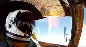 This Declassified Footage Of Flying At 70K Ft. Is Breathtaking