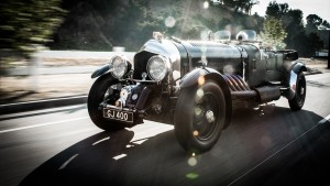 You Won't Believe What WWII Aero Engine Jay Leno's 30s Bentley Is Powered By