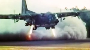 C-130's First Ever STOL Did Not Go Very Well