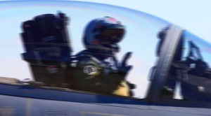 F-16 Pilot Almost Ties The Record For Lowest Flyby
