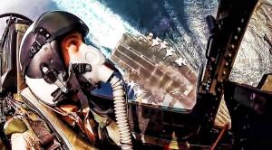 Fantastic F/A-18 Super Hornet Low-Level Maneuvers