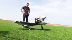 This Rc Mustang Hits 190 Mph–Sounds Almost Beastly