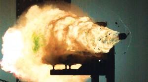Navy Tests Its  5,600 MPH Railgun–INSANE Results