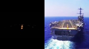Carrier Night Landing Is The Most FRIGHTENING USN Operation Ever