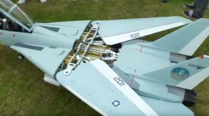 This Unique Rc F-14 Tomcat Is A Work Of Art
