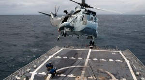 This Sea King Crew Was Extremely Lucky Considering What Happened