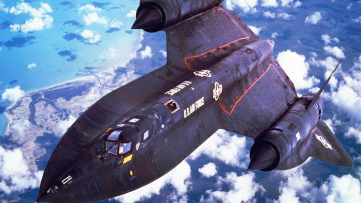 crazy story of an sr 71 pilot who fell from space when world