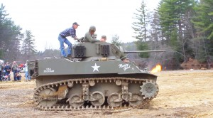 WWII Satan Tank Shows Off Its MASSIVE Fireball-This Is Insane!