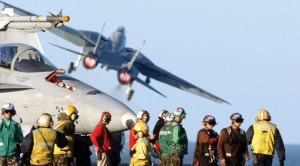 Well Oiled Crew Launches Three TOMCATS In Seconds During Last Deployment