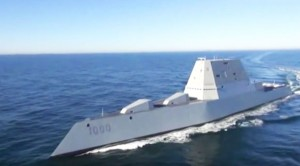 Breaking News | Largest Destroyer Finally Out At Sea