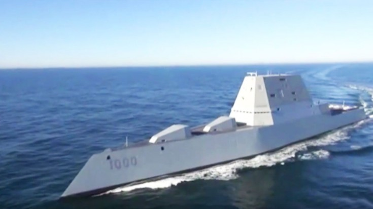 Breaking News | Largest Destroyer Finally Out At Sea | World War Wings Videos