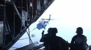 Refueling An HH-60 Is Harder Than You Think
