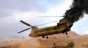 This Is What Happens When Chinook's Rotors Are Off Balance