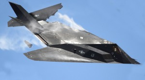 The Day People Filmed An F-117 Crash Because Of Fasteners