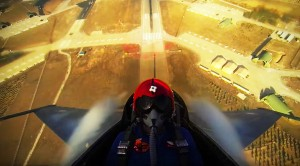 F-16 Test Pilot Hits 15,000 Ft. In Mere SECONDS