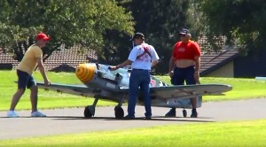 Guy Builds 50% Scale Bf 109 And It's Out Of This World