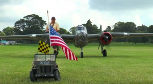 The Most ENORMOUS Rc B-25 You've Ever Seen
