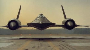 SR-71 Takes Off And Makes A HARD Bank Over Cameraman
