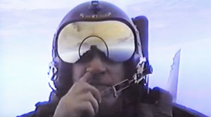 Hollywood Funny Man's Blue Angel Flight Is Hilarious