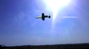 Man Captures A-10 Practice That Sounds Like The Hand Of God