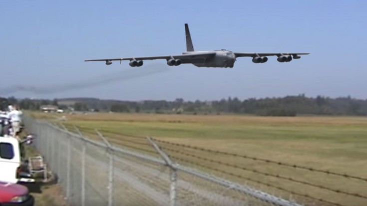 This B-52 Fast A...B 52 Stealth Bomber