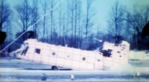 What Happens To A Chinook When It Falls Just 50 Ft!