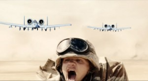 Spot The HUGE A-10 Mistake In This Jarhead Scene
