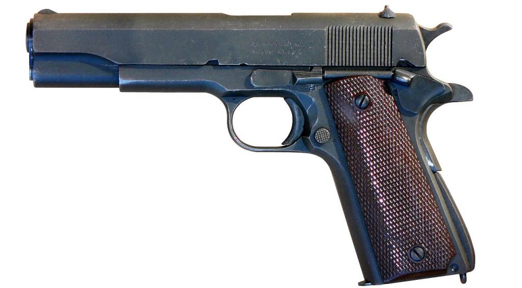 m1911-pistol