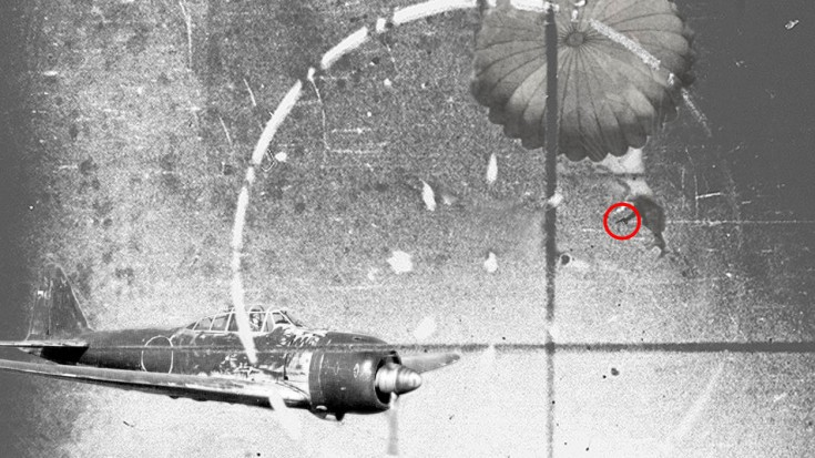 Bailed Out And Shot At, This WWII Pilot Made A Historic Kill | World War Wings Videos