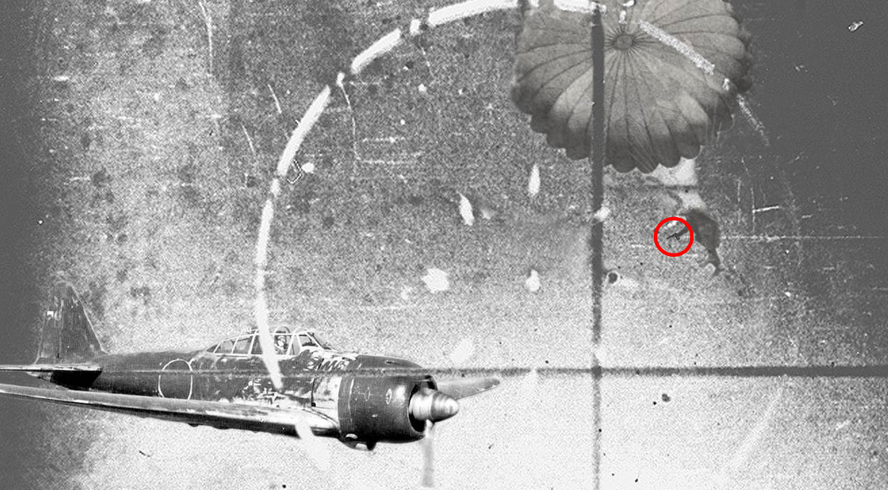 Bailed Out And Shot At, This WWII Pilot Made A Historic ...