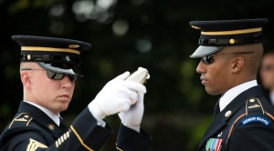 This Is What Happens When You Laugh At The Tomb Of The Unknowns