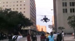 The Day Apaches Plowed Through Downtown Houston