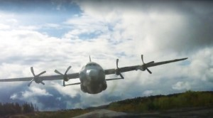This C-130 Takes The Cake For Buzzability-INSANE!